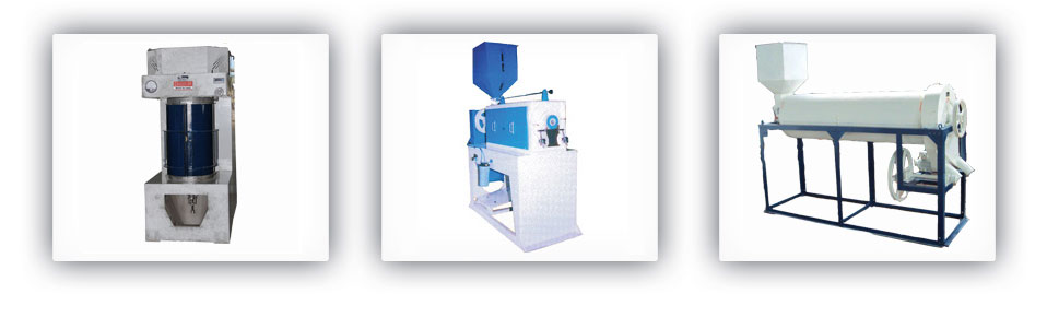 Cylinder Grader::Colour Sorter::Rotary Flat Sieve